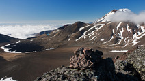 Album / New Zealand / Tramping / Tongariro / Plateau 4