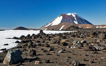 Album / New Zealand / Tramping / Tongariro / Plateau 5
