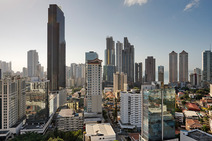 Album / Panama / Panama City / Banking area 1