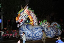 Journal / Korea / Seoul / Lotus Latern Festival 2003 / Parade 5