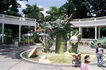Journal / Singapore / Sentosa / Dragon