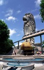 Journal / Singapore / Sentosa / Merlion