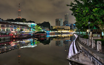 Album / Singapore / Volume 2 / Clarke Quay 3