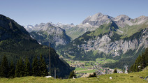 Album / Switzerland / Alpine Pass Route / Kandersteg 1