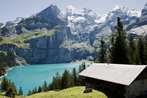 Album / Switzerland / Alpine Pass Route / Oeschinensee 2