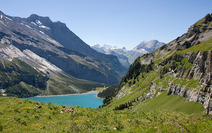 Album / Switzerland / Alpine Pass Route / Oeschinensee 3