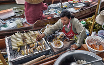 Album / Thailand / Ratchaburi / Floating Market / Floating Market 10
