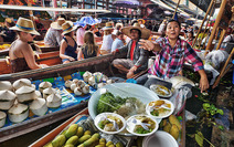 Album / Thailand / Ratchaburi / Floating Market / Floating Market 11