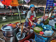 Album / Thailand / Ratchaburi / Floating Market / Floating Market 12