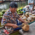 Album / Thailand / Ratchaburi / Floating Market / Floating Market 13