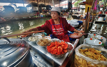 Album / Thailand / Ratchaburi / Floating Market / Floating Market 14