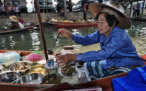 Album / Thailand / Ratchaburi / Floating Market / Floating Market 15