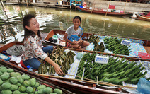 Album / Thailand / Ratchaburi / Floating Market / Floating Market 17