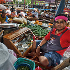 Album / Thailand / Ratchaburi / Floating Market / Floating Market 9
