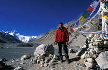 Album / Tibet / Everest Base Camp / It is Me
