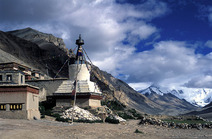 Album / Tibet / Everest Base Camp / Rongbuk Monastery