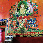 Album / Tibet / Shigatse / Tashilhunpo Monastery / The Great Courtyard / The Great Courtyard 2