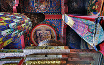 Album / Tibet / Shigatse / Tashilhunpo Monastery / The Great Courtyard / The Great Courtyard 3