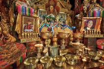 Album / Tibet / Shigatse / Tashilhunpo Monastery / The Main Chanting Hall / The Main Chanting Hall 15