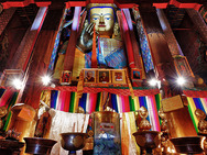 Album / Tibet / Shigatse / Tashilhunpo Monastery / The Maitreya Temple / The Maitreya Temple 2