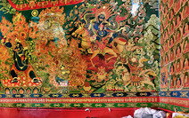 Album / Tibet / Shigatse / Tashilhunpo Monastery / The Stupa-tomb of the Tenth Panchen Lama / The Stupa-tomb of the Tenth Panchen Lama 5