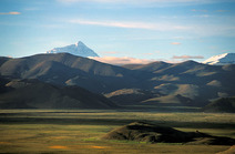 Album / Tibet / Tingri / Everest view