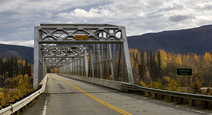 Album / USA / Alaska / Johnson River Bridge
