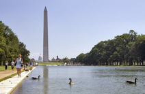 Album / USA / Washington DC / Reflecting Pool