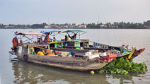 Album / Vietnam / Mekong delta / Cai Be Floating Market 12