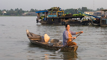 Album / Vietnam / Mekong delta / Cai Be Floating Market 15
