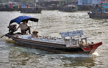 Album / Vietnam / Mekong delta / Cai Be Floating Market 8